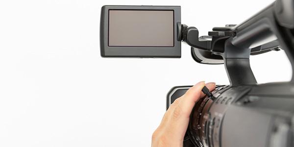 ハンドカメラ
